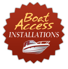 Boat Access Installations